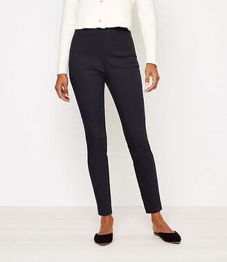 LOFT Petite Side Zip High Waist Skinny Leggings
