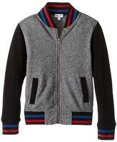 Splendid Littles Knit Varsity Jacket (Toddler)