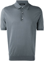 Ermenegildo Zegna classic polo top - men - Cotton - 50