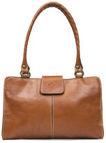 Patricia Nash Rienzo Leather Satchel Bag