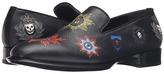 Alexander McQueen Gable Badge Loafer Men's Slip on Shoes