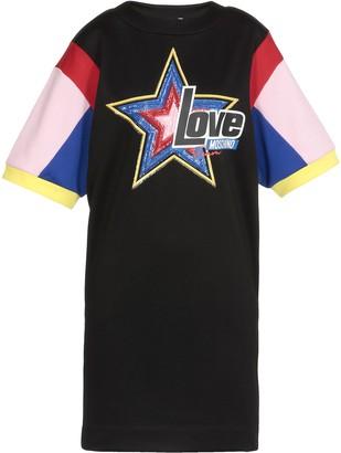 Love Moschino Viscose Dress