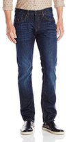 U.S. Polo Assn. Men's Rigid Slim Straight 5 Pocket Denim Jean