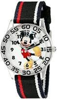 Disney Kids' W001944 Mickey Mouse Analog Watch with Band