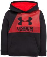 Under Armour Boys Brushed Graphic Hoody