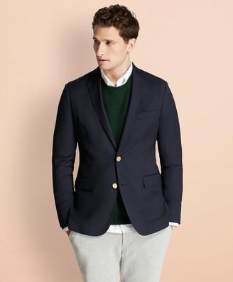 Brooks Brothers Stretch Wool Twill Blazer