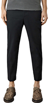 Allsaints Allsaints Corban Tapered Trousers, Black