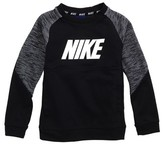 Nike Toddler Boy's Raglan Sleeve Sweatshirt