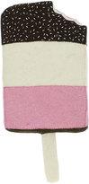 Fiona Walker England Popsicle Wool Felt Wall Mount, Pink