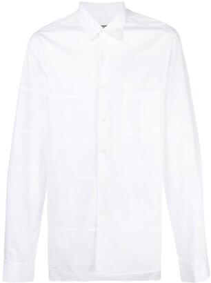 Lanvin Seam Detail Shirt