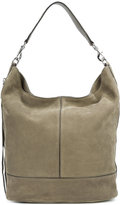 Rebecca Minkoff hobo bag - women - Suede/metal - One Size
