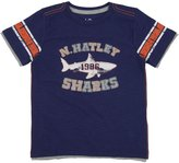 Hatley Graphic Tee (Toddler/Kid) - Team Sharks-6
