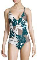 Mikoh Swimwear Las Palmas One-Piece Swimsuit