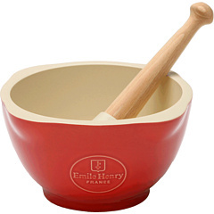 Emile Henry Classics® Mortar and Pestle