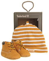 Timberland Crib Booties