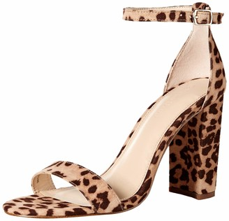 The Drop Women's Rebecca Strappy High Block Heel Sandal
