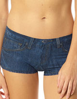 Commando Daisy Duke Nylon-Blend Shorts