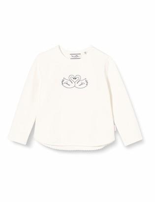 Sanetta Girl's Fiftseven Sweatshirt Ivory
