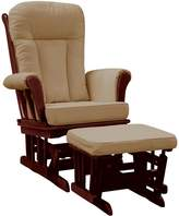 Dream On Me Mission Glider and Ottoman
