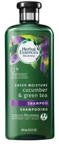 Herbal Essences Bio Renew Sheer Moisture Cucumber & Green Tea Shampoo - 13.5 oz