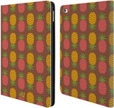 Head Case Designs Pineapple Patterns Leather Book Wallet Case Cover for