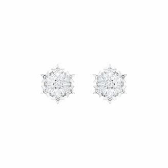 Swarovski Women's Magic Stud Pierced Earrings