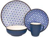 Sango Celestial Blue 16-pc. Dinnerware Set
