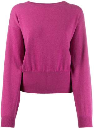 Brunello Cucinelli crew neck cashmere jumper