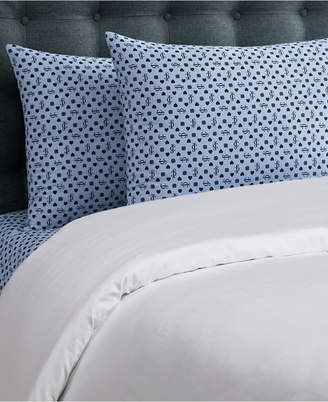 Juicy Couture Key Iconic 3-Piece Twin Microifiber Sheet Set Bedding