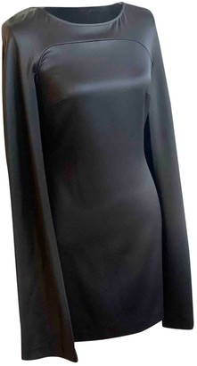 Co Black Polyester Dresses