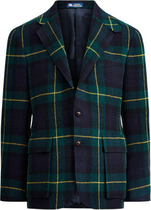 Ralph Lauren The RL67 Tartan Jacket