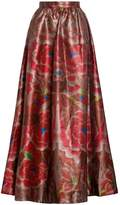 Temperley London Long Arazzi Skirt