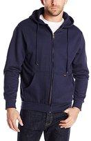 Stanley Tools Men's Workwear Hooded Fleece Front-Zip Jacket