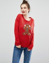 Brave Soul Gingie Holidays Sweater