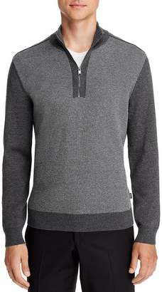 BOSS Bagatti Quarter-Zip Sweater - 100% Exclusive