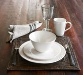 Pottery Barn Au Naturale Mug, Set of 4 - Cream