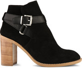 KG by Kurt Geiger Scarlett suede heeled ankle boots