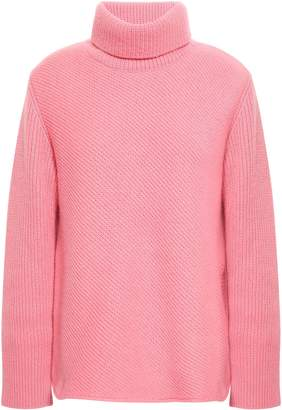 Cédric Charlier Wool And Cashmere-blend Turtleneck Sweater