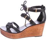 Tory Burch Multi-Strap Platform Sandals