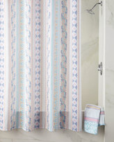 Dena Home Lily Stripe Shower Curtain