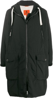 Barena Hooded Parka Coat