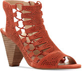 Vince Camuto Esray Perforated Dress Sandals