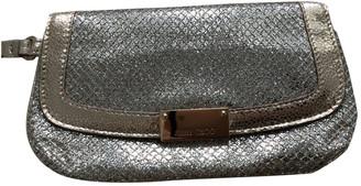 Jimmy Choo Metallic Glitter Clutch bags