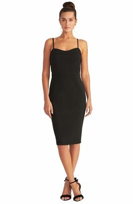 Rachel Roy Women's Solid Delilah Dress