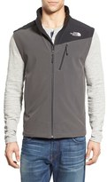 The North Face Men's 'Apex Shellrock' Active Fit Wind Resistant Dwr Vest