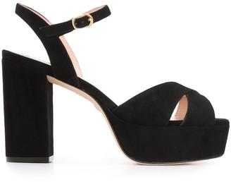Stuart Weitzman Ivone chunky-heel sandals
