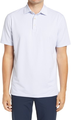 Peter Millar Halford Pinstripe Performance Polo