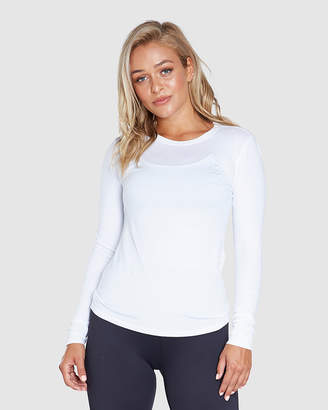 Myla Fitted Long Sleeve Top