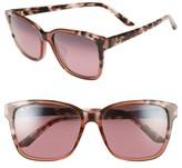 Maui Jim Women's Moonbow 57Mm Polarizedplus2 Sunglasses - Pink/ Pink Tokyo/ Maui Rose