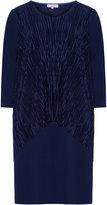 annalisa Plus Size Pleated layer dress